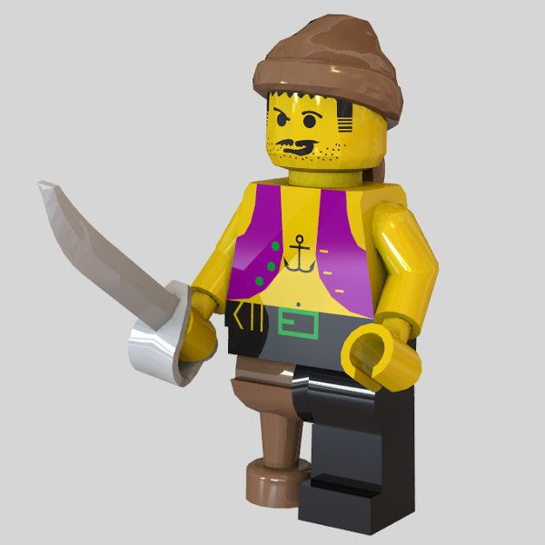 pirate minifigure legs lego 3ds free | mi propio juegos | Pinterest