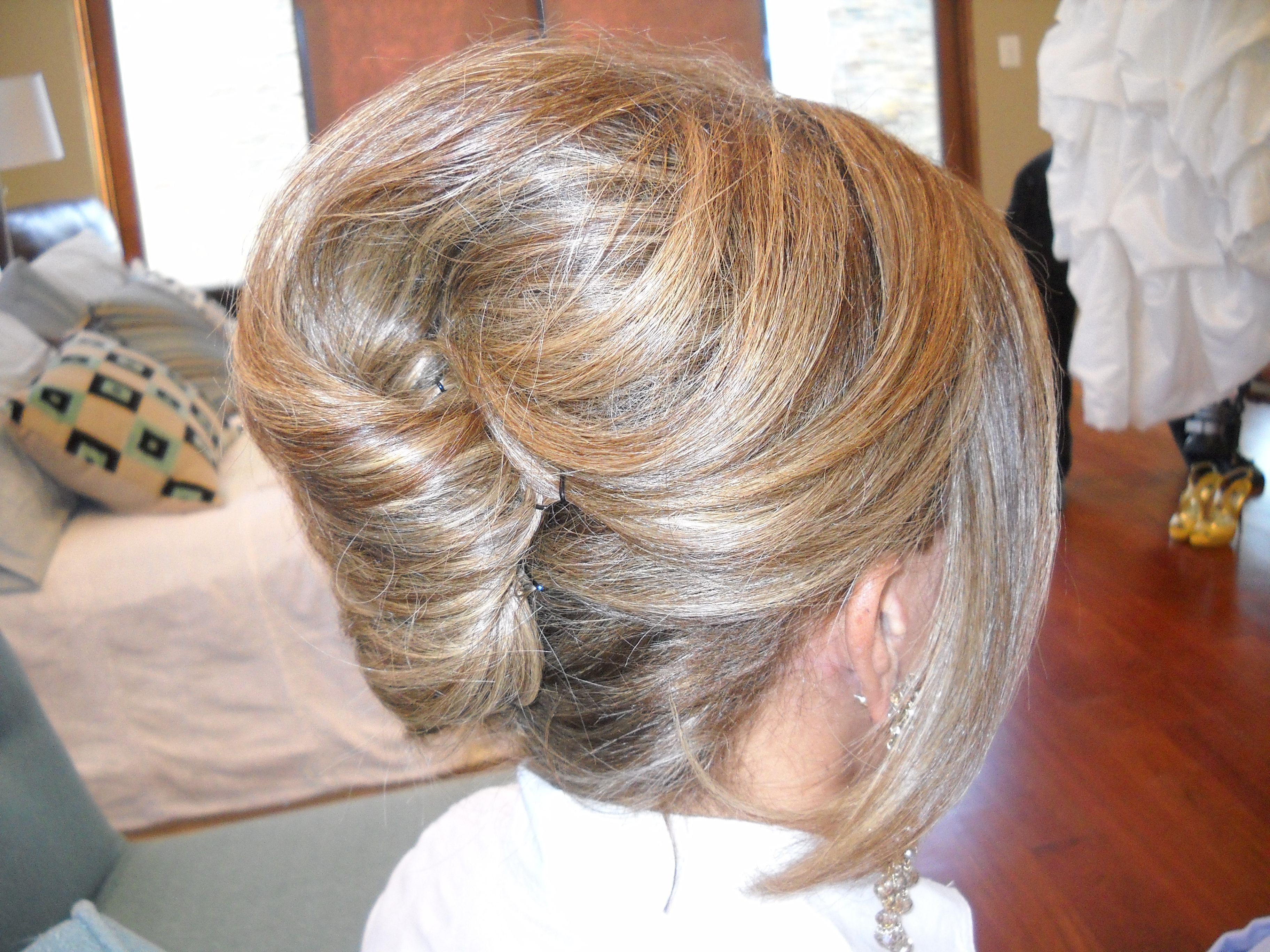 Mother of the Bride's Hair | Wedding Hair | Pinterest ...