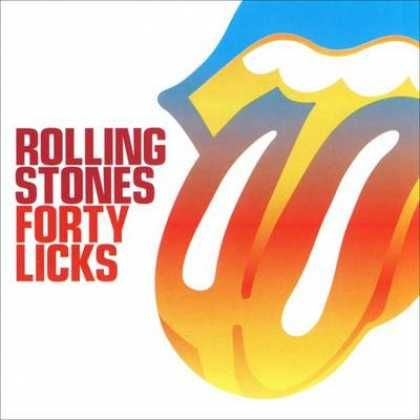 Rolling Stones - The Rolling Stones - Forty Licks