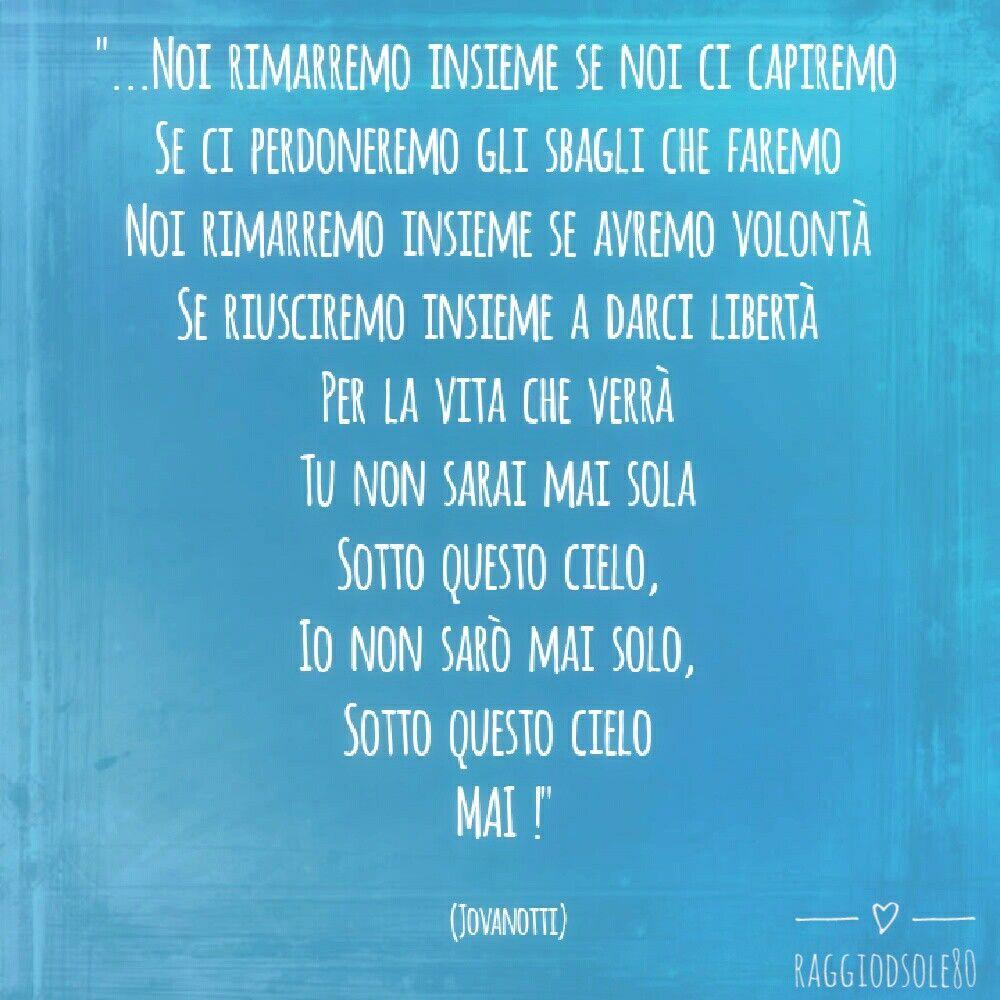 Frasi Di Amicizia Canzoni Jovanotti.Frasi Canzoni Jovanotti Amicizia