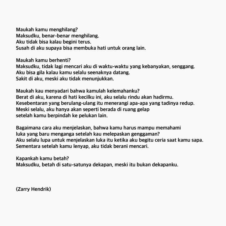 Download Ratusan Kata Kata Zarry Hendrik Lengkap Kumpulan Gambar Wallpaper