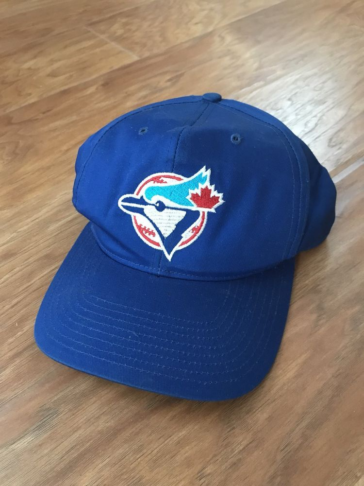 more photos b68cc c127a ... promo code vintage 90s mlb toronto blue jays snapback baseball hat rare  please retweet 87323 1f6c0 ...