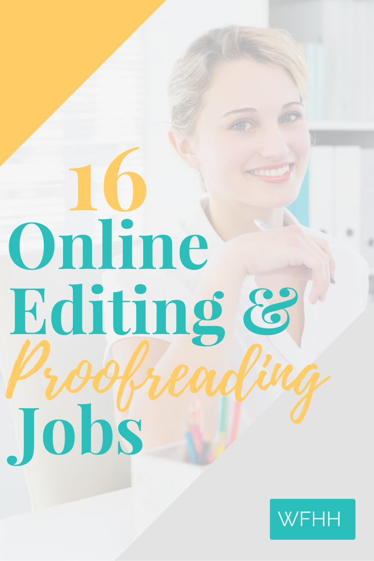 003 16 Places to Find Remote Editing and Proofreading Jobs