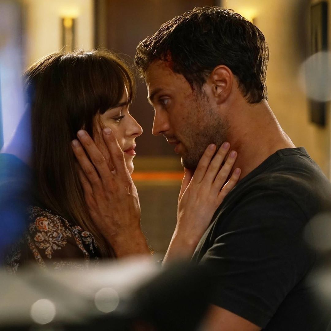 Pin By Mh On Jamie And Dakota Christian Gray Fifty Shades Fifty