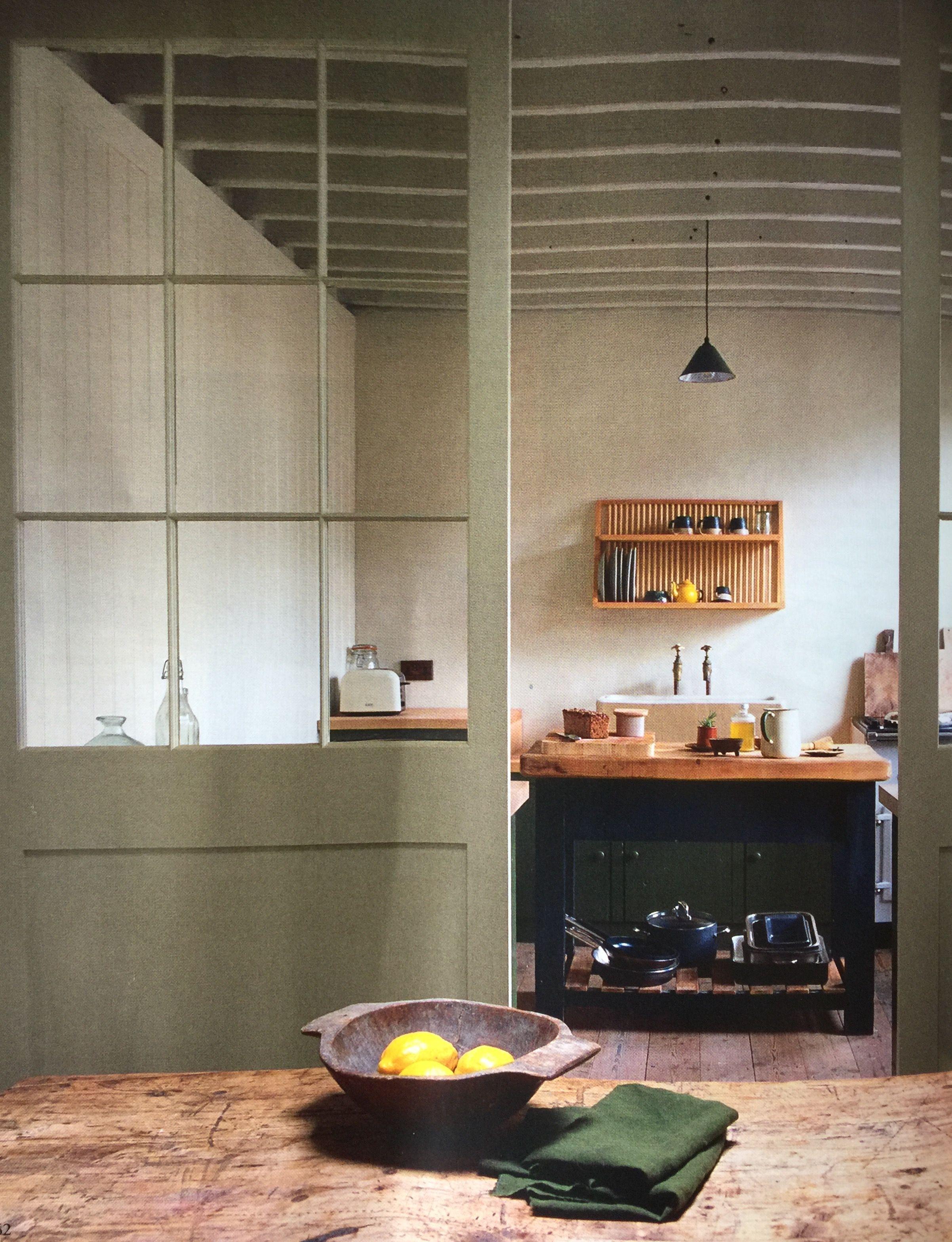 stuart shave london home plain english kitchen the art of less copy world of interiors. Black Bedroom Furniture Sets. Home Design Ideas