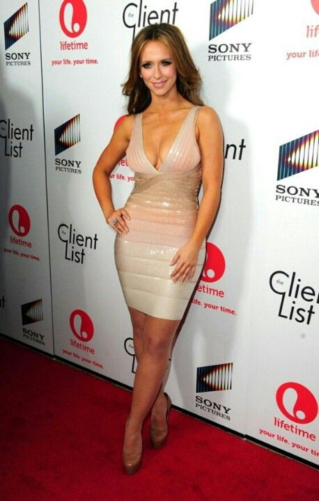 Jennifer Love Hewitt, Sexy Slow Motion Massages, The