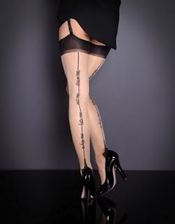 81bbb6f11 Tease Me Agent Provocateur s tights  70. GOD I WANT THESE!!!