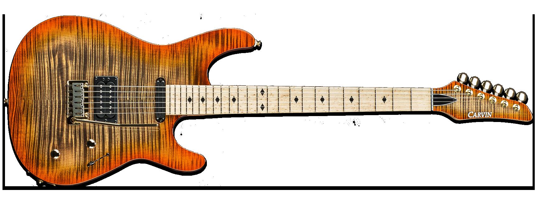 Kiesel Carvin GH24 Greg Howe Carvin, Signature guitar