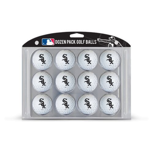 Team Golf Chicago White Sox Golf Balls 12-Pack