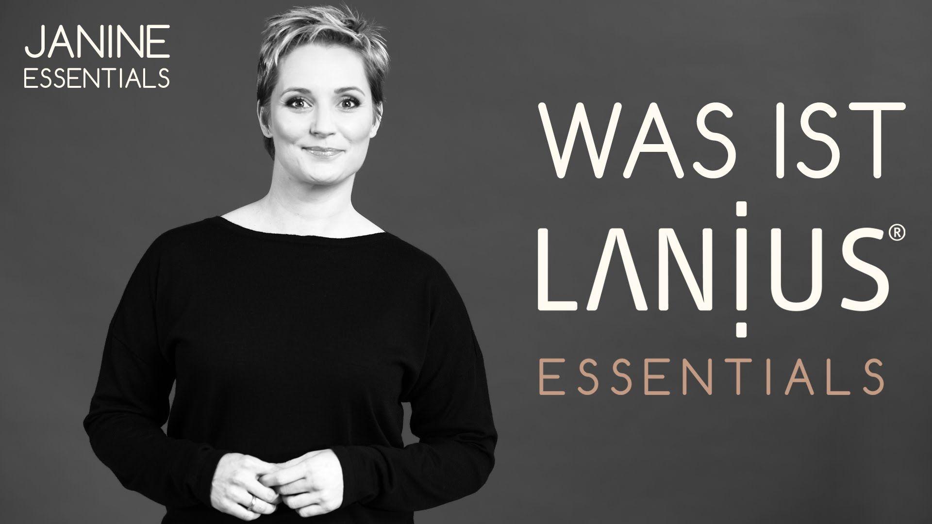Was ist Lanius Essentials? I Janine Steeger - YouTube | Elegance ...