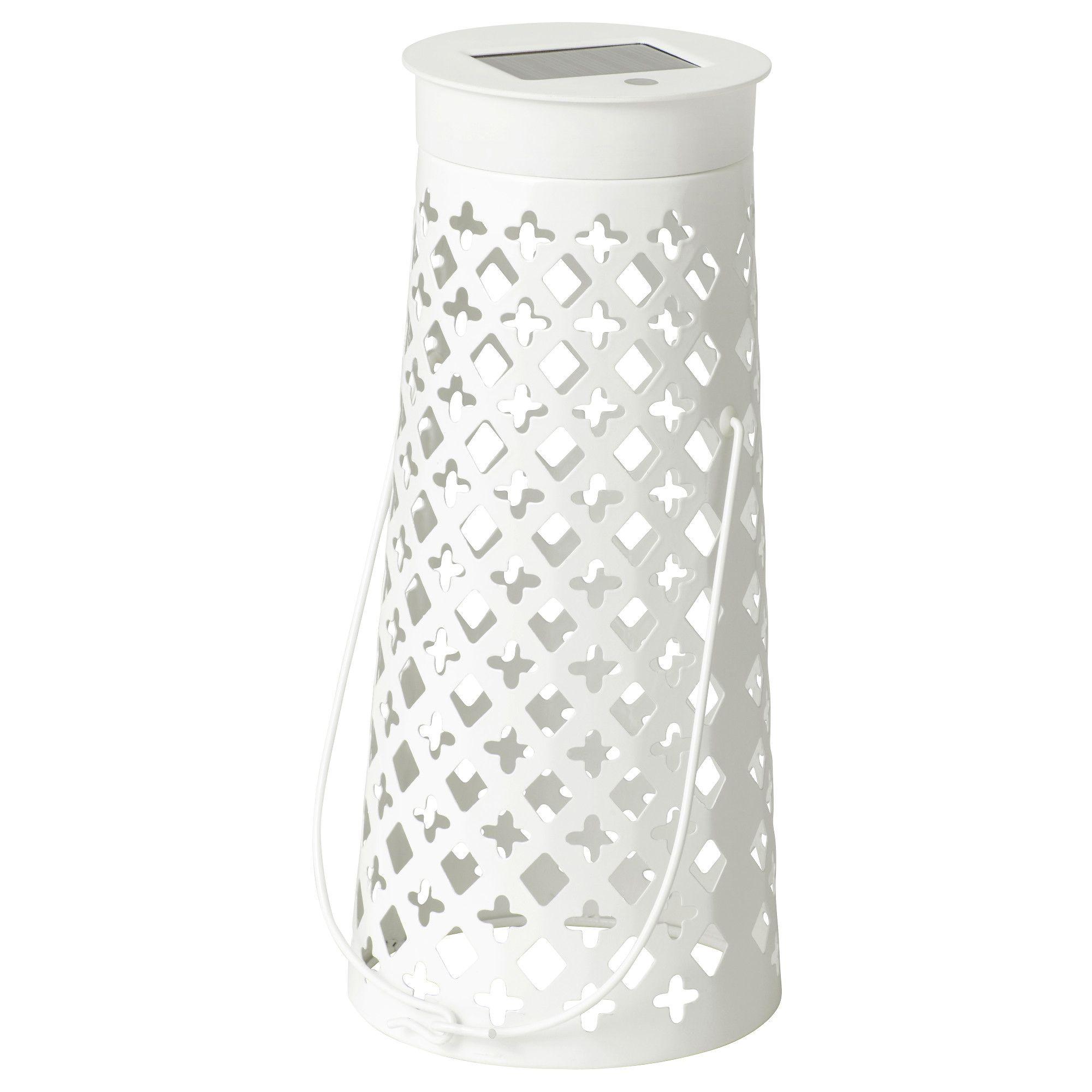 Ikea Solvinden Led Solar Powered Table Lamp Home Garden Ikea