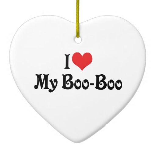 Yogi Bear Boo Boo Saying | love_my_boo_boo_christmas_ornament-raaa857b5be6e4c3db599919372743e09 .
