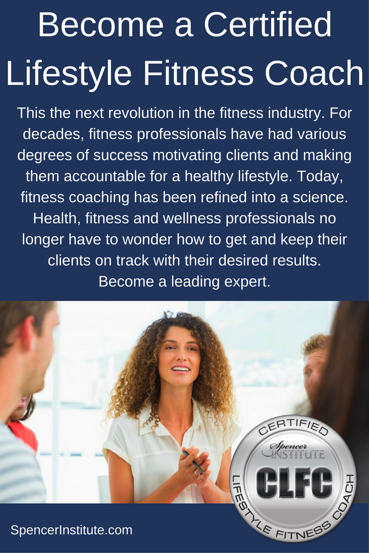 Become A Certified Lifestyle Fitness Coach Now Enroll With Our