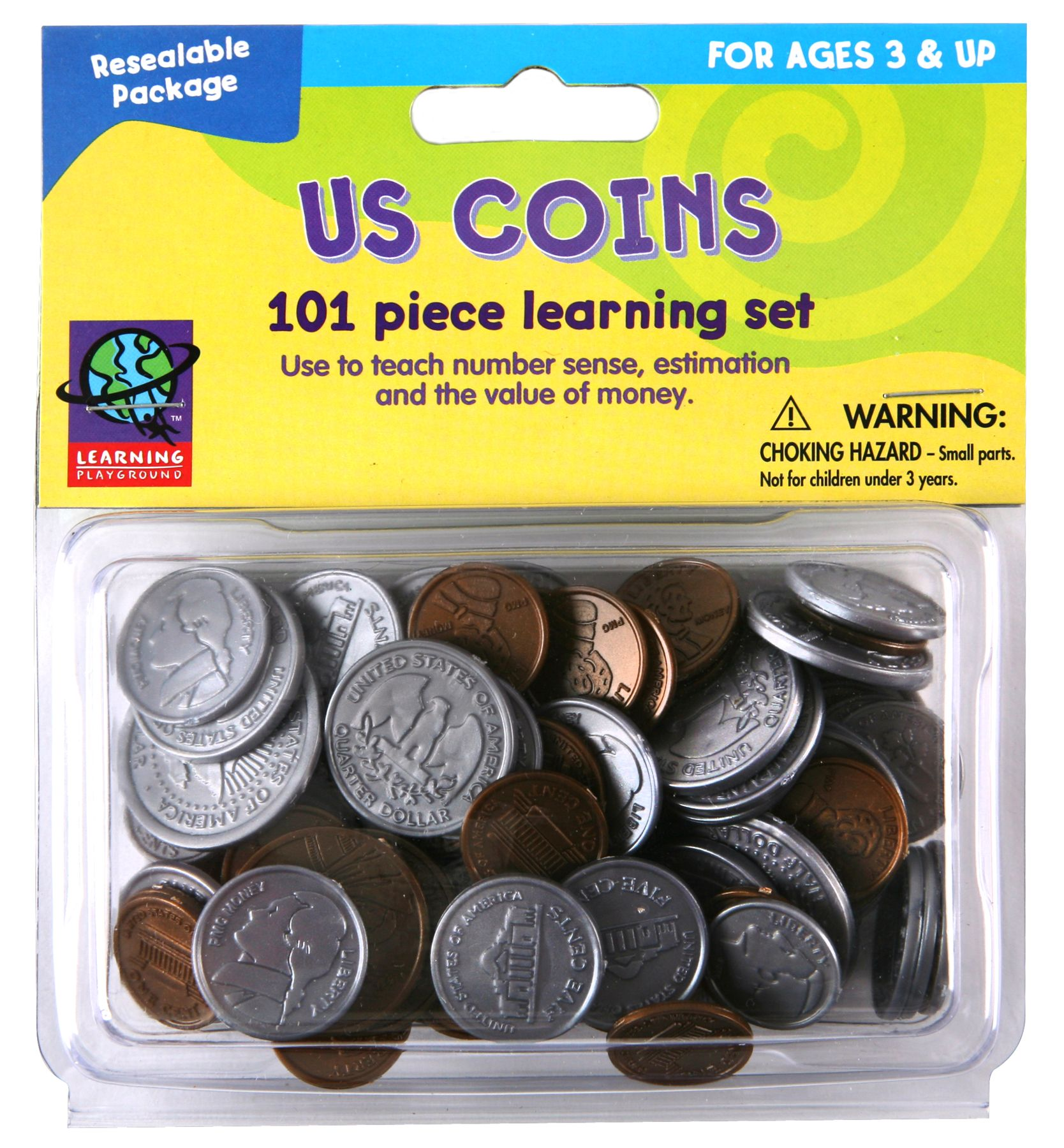 U S Coins Clamshell
