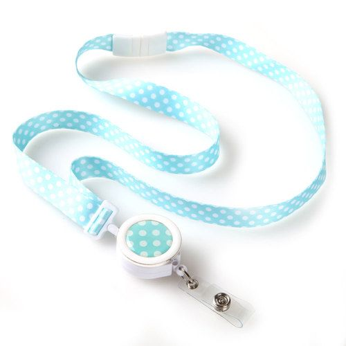 Tiffany Ribbon Lanyard