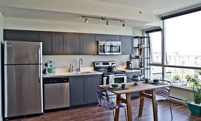 ▷ 1001 + astuces comment aménager une cuisine en longueur