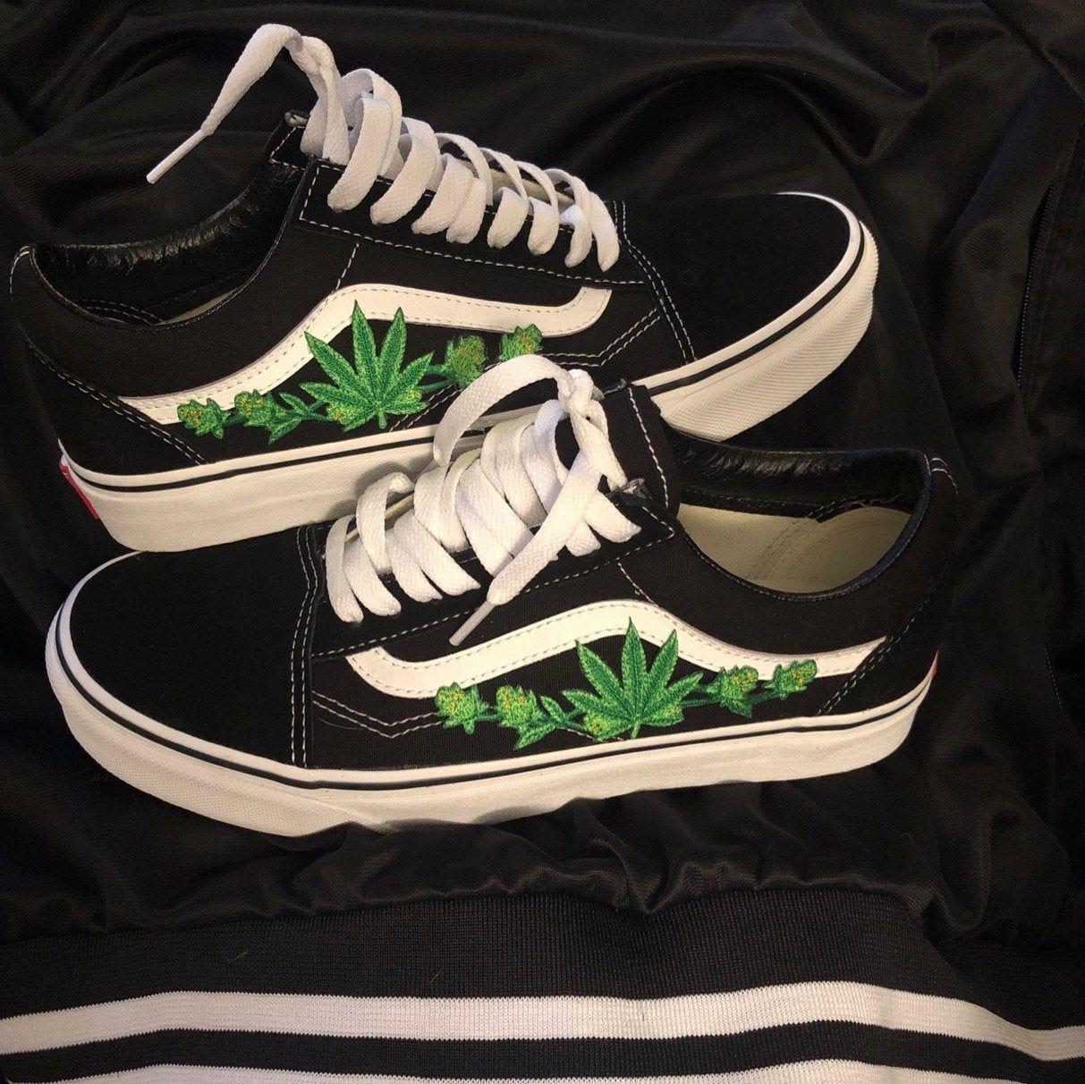 vans marijuana