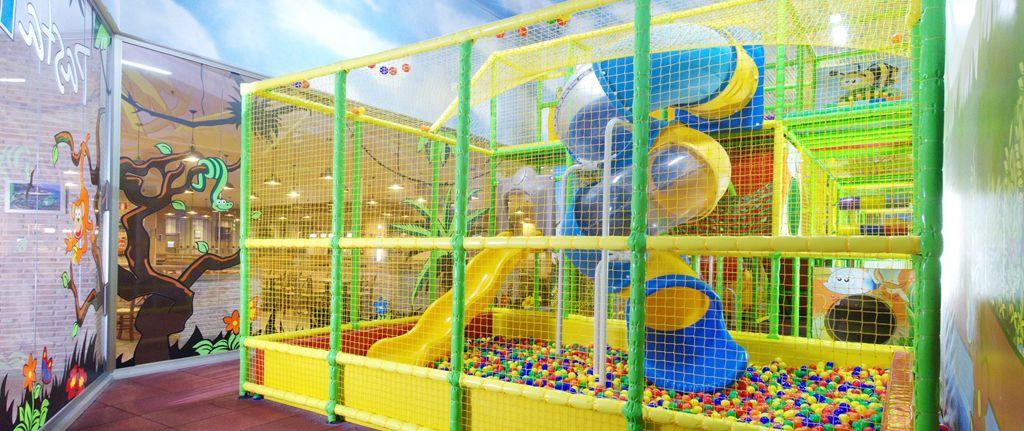 Mejores Restaurantes Top 10 Playground Kids Playing Fun