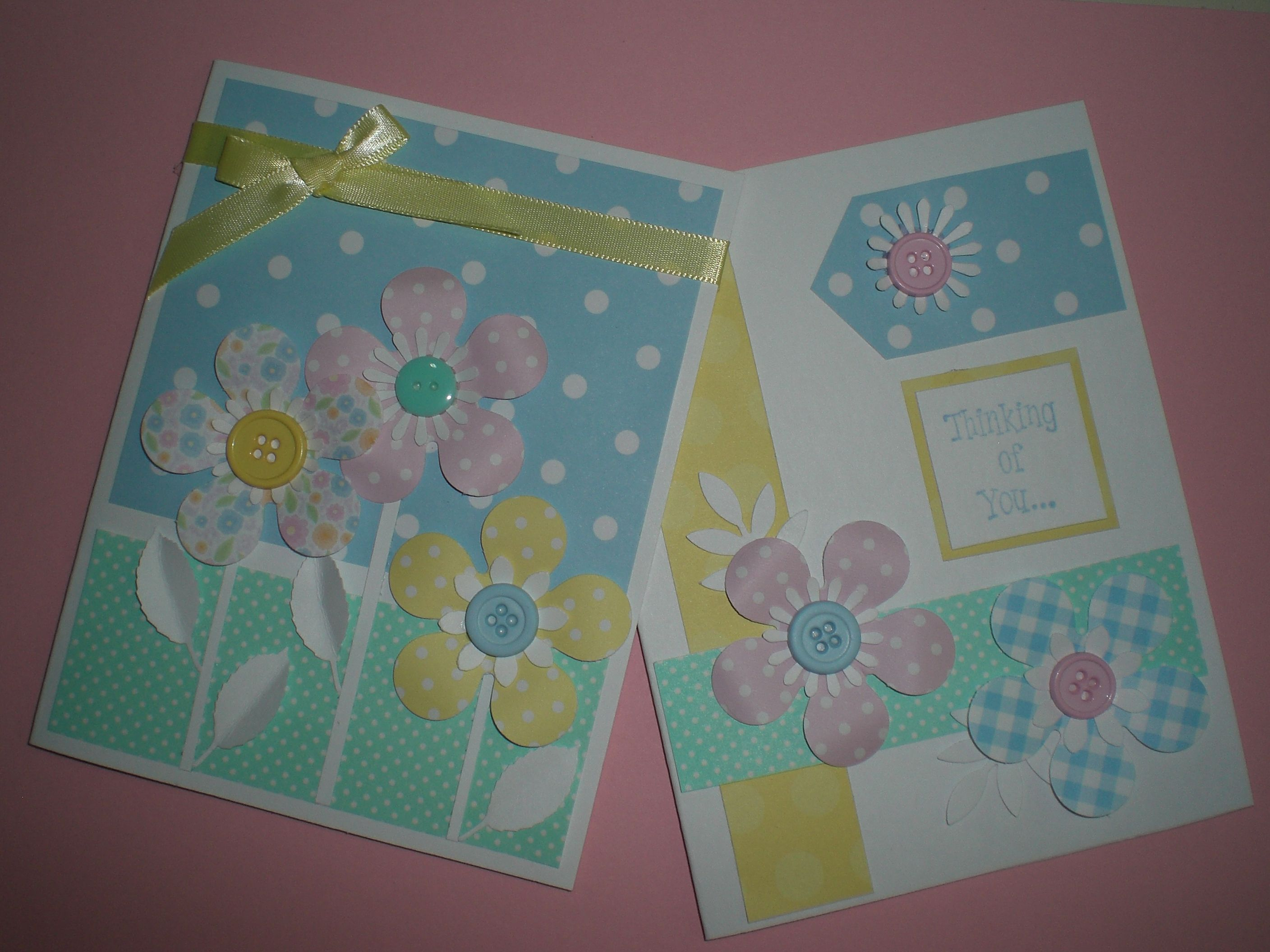 Pastel cards