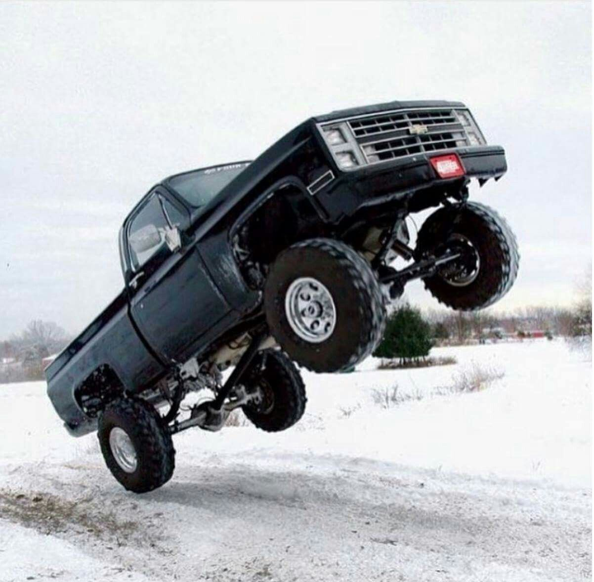 Pin by Larry Larry on 4 wheel drive   1986 chevy truck ...
