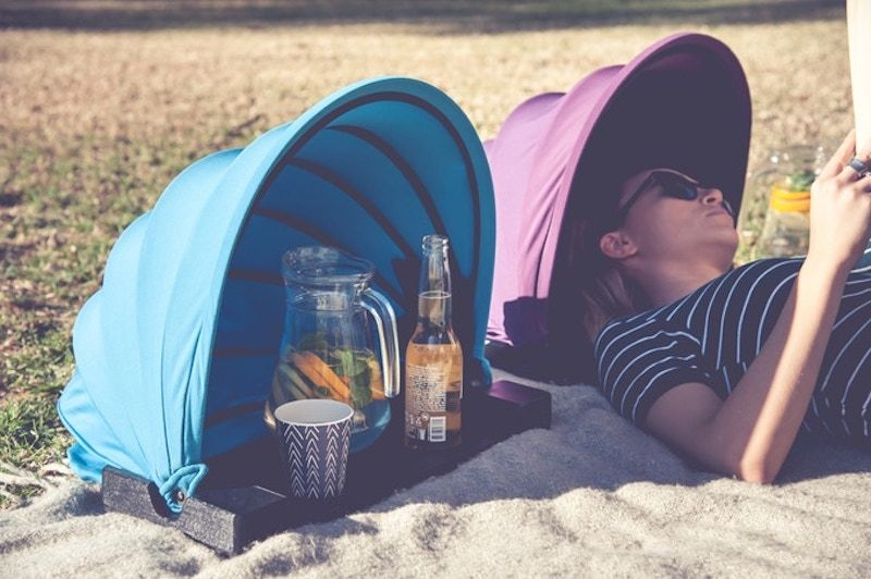 Image result for Protect Your Skin From the Sun Camping