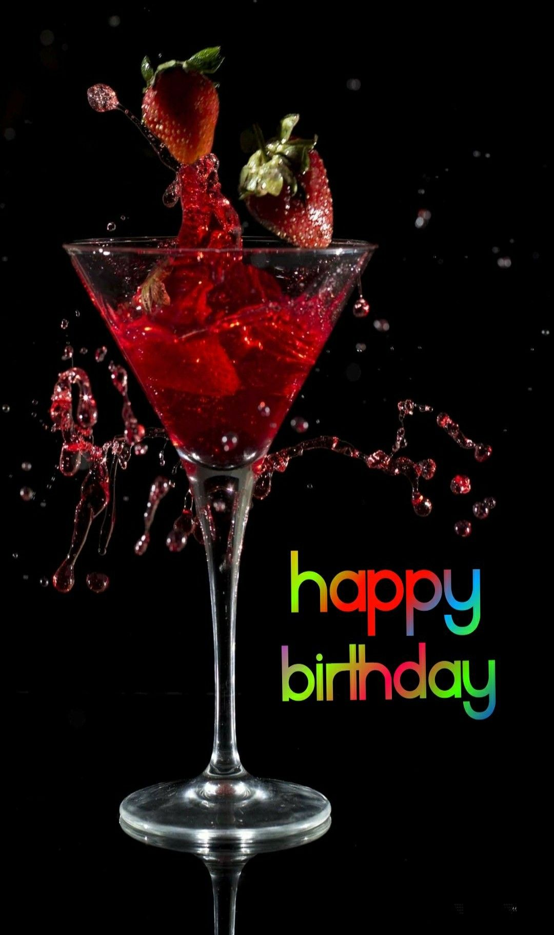 Pin By Nirali Jhala On Greeting Cards Happy Birthday Wine Happy Birthday My Love Birthday Frames