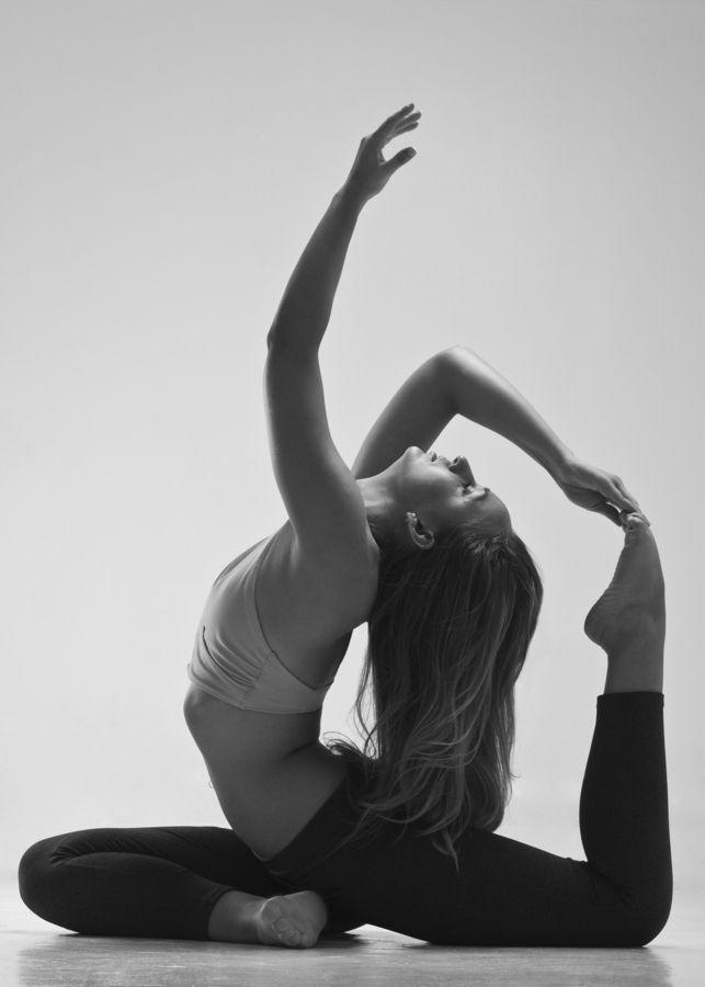 """""""Yoga"""" by Gustavo Ledezma, via 500px."""