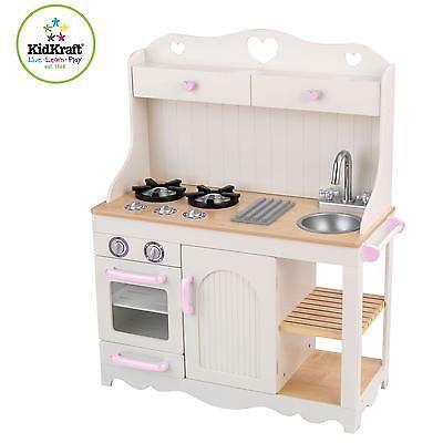 Kidkraft Kinderküche Küche Prairie Spielküche 53151 | Spielküche ...