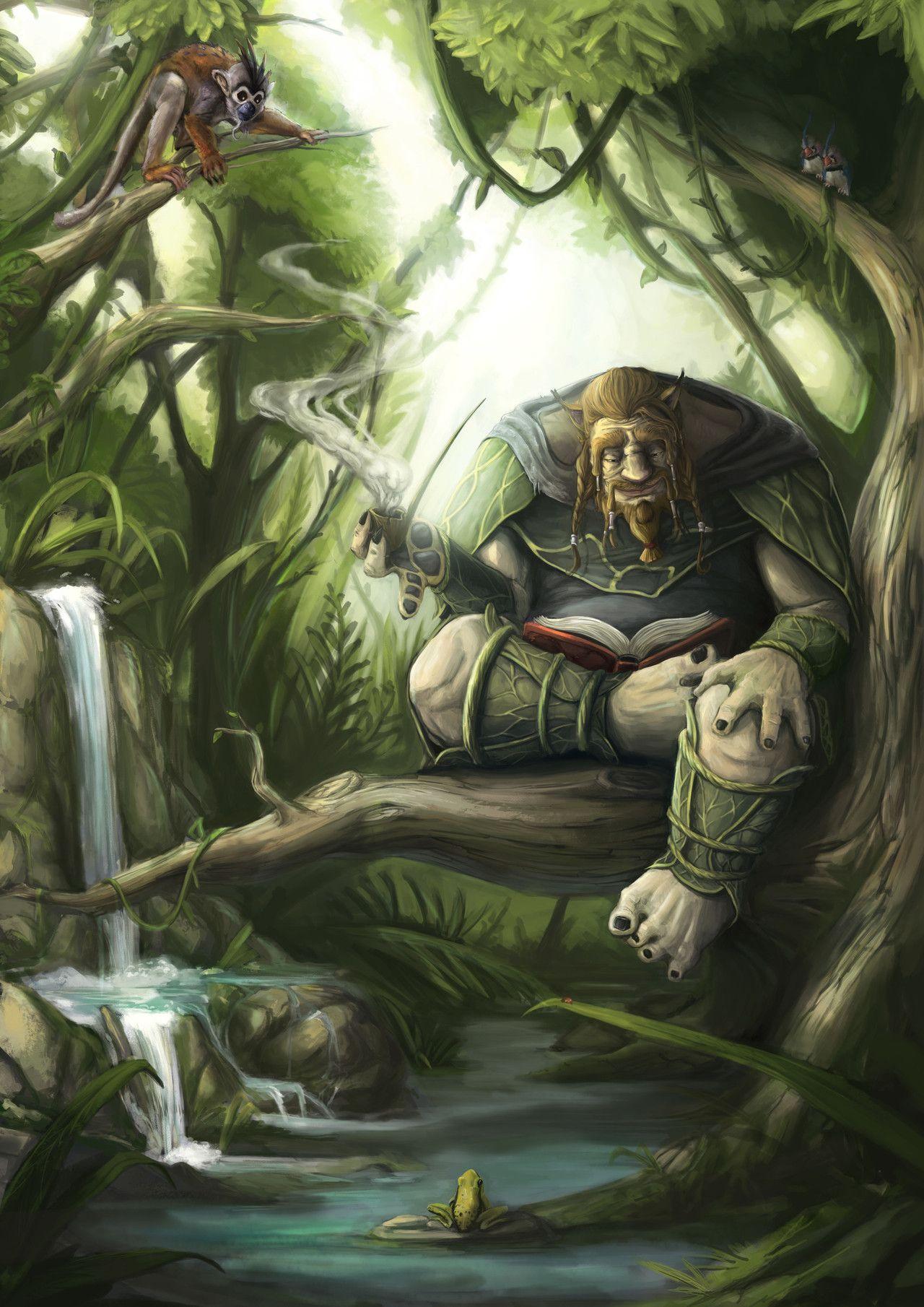 ogier by randy terrapon wheel of time books character book series rh pinterest com