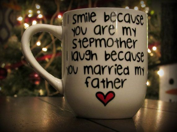 Stepmom Stepmother Gifts For By Sammieslettering