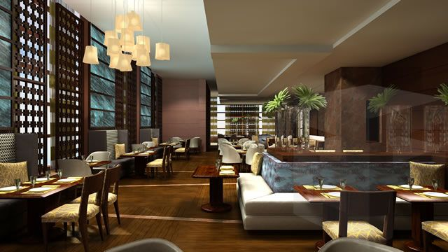 Explore Restaurant Interior Design And More Kuwait