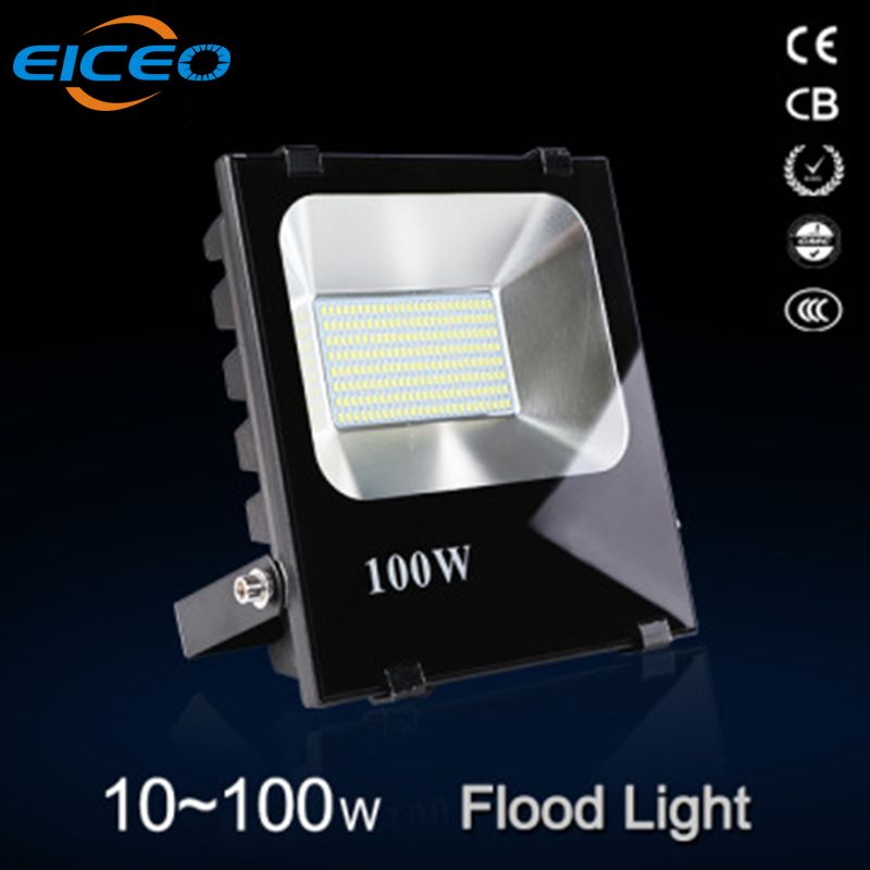 Outdoor Led Light Magnificent Eiceo New Led Flood Light Outdoor Lighting Reflector Lights Inspiration Design