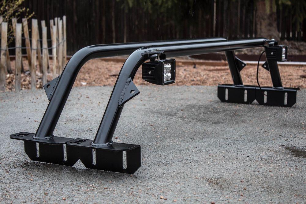 This versatile bed rack allows you to mount Kayaks