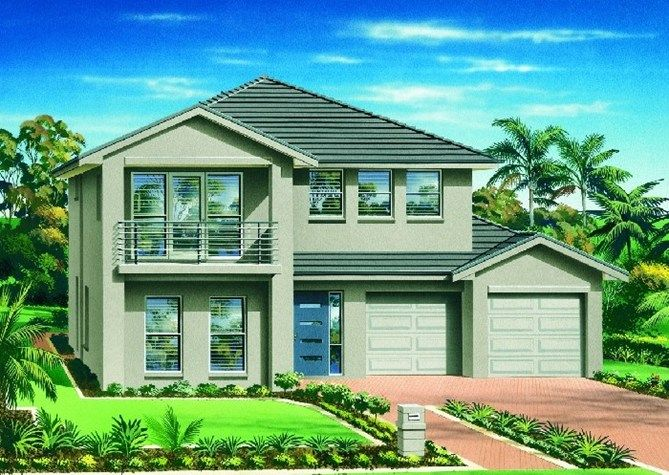 Masterton home designs fernleigh classique rhs facade for Masterton home designs