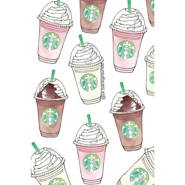 Starbucks background | ♡Wallpapers♡ | Pinterest | Starbucks ...