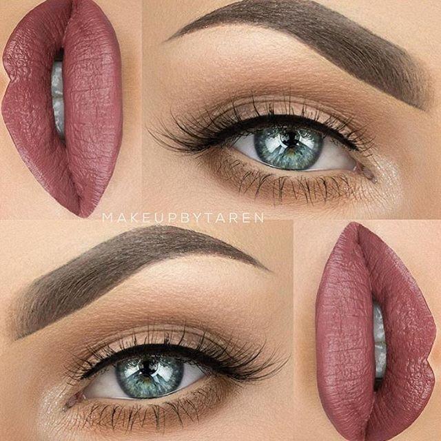 Soft & Natural ❤️ @makeupbytaren  #laurag_143