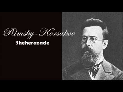 Rimsky Korsakov Sheherazade One Thousand And One Nights Le Mille E Una Notte Classical Music Poster Classical Music Concerts Classical Music Humor