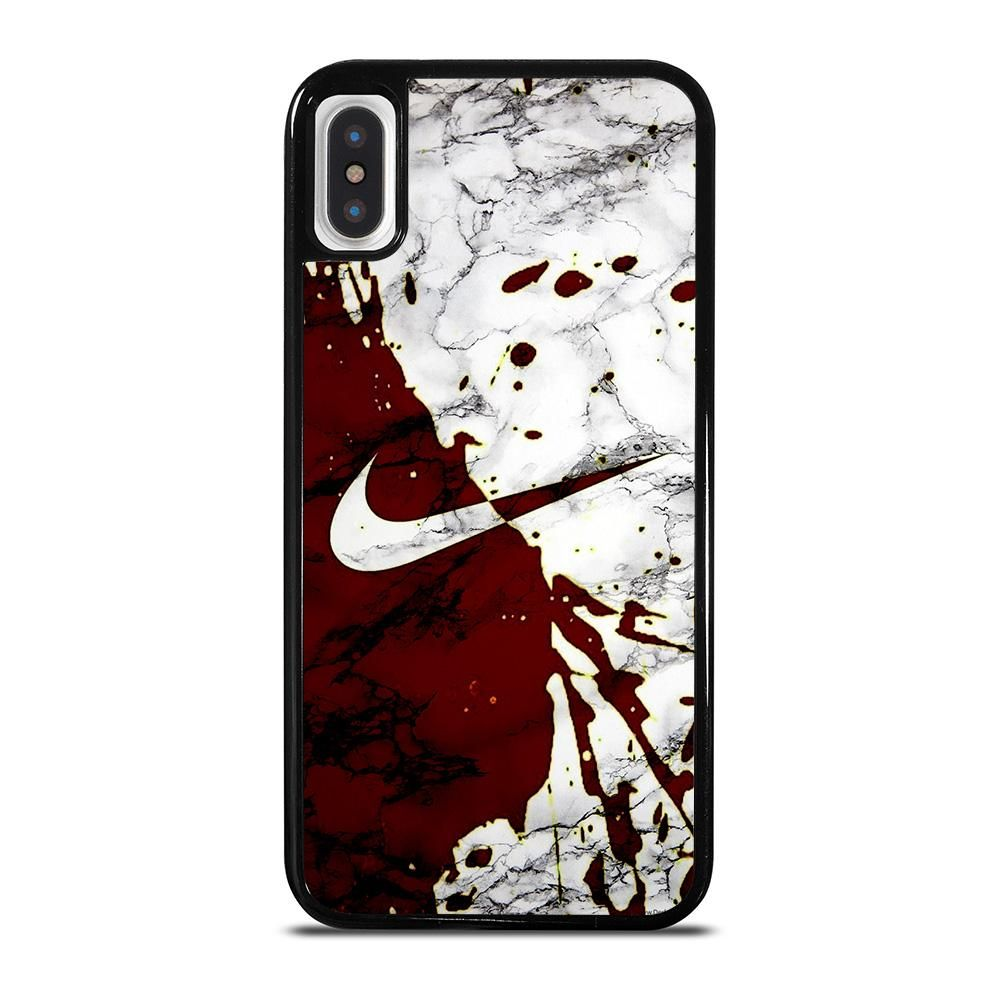 Unique Nike Marble Logo Iphone X Xs Case Casefine