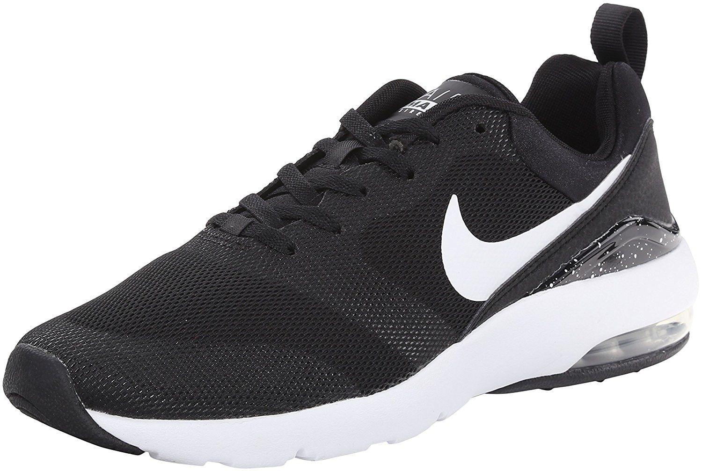Nike Women's Air Max Siren Running Black/White/Metallic