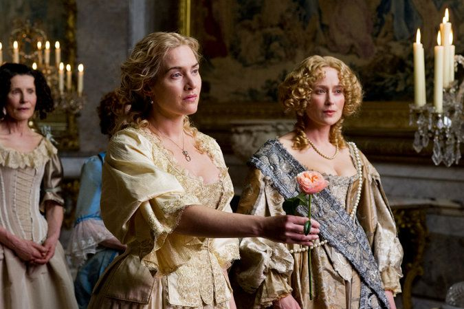 Review In A Little Chaos A Guileless Kate Winslet Offsets A Lavish Versailles A Little Chaos Kate Winslet Summer Movie