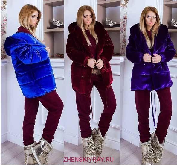 e7208579 Бархатные платья 2018 вечерние велюровые наряды, куртки, костюмы из бархата  фото