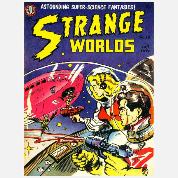 Science Fantasies Poster