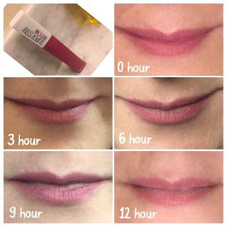 Review Of Maybelline Superstay Matte Ink In Shade Lover15