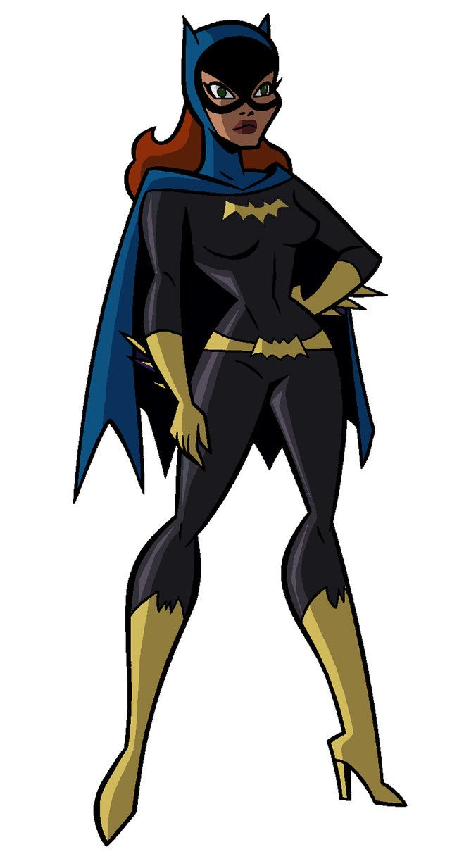 Batgirl From Batman The Brave And The Bold By Spawnofsprang On