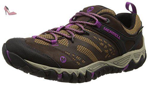 06b7fd5a016 Merrell - All Out Blaze Vent GTX - Chaussure de randonnée - Basse - Femme -