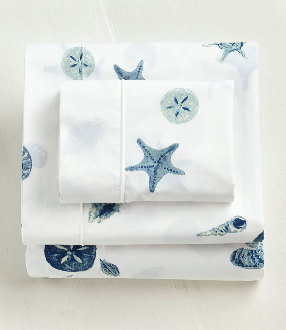 Badezimmer dekor bei kohls seashell percale sheet set  nautical  decoration  pinterest
