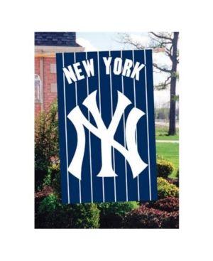 Party Animal New York Yankees House Flag Team Color New York Yankees Ny Yankees Yankees