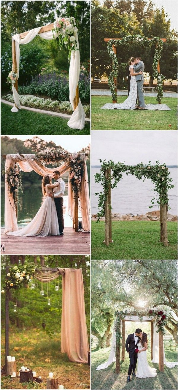 Wedding decorations themes ideas october 2018  Brilliant Outdoor Wedding Decoration Ideas for  Trends