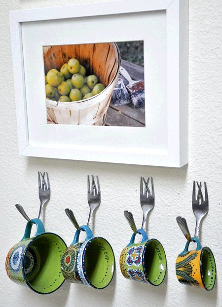 Got Forks?  Upcycling Old Forks Into Unique & Unusual Art