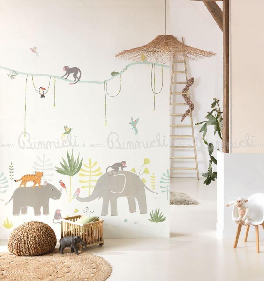 Pin su idee camere per bambini